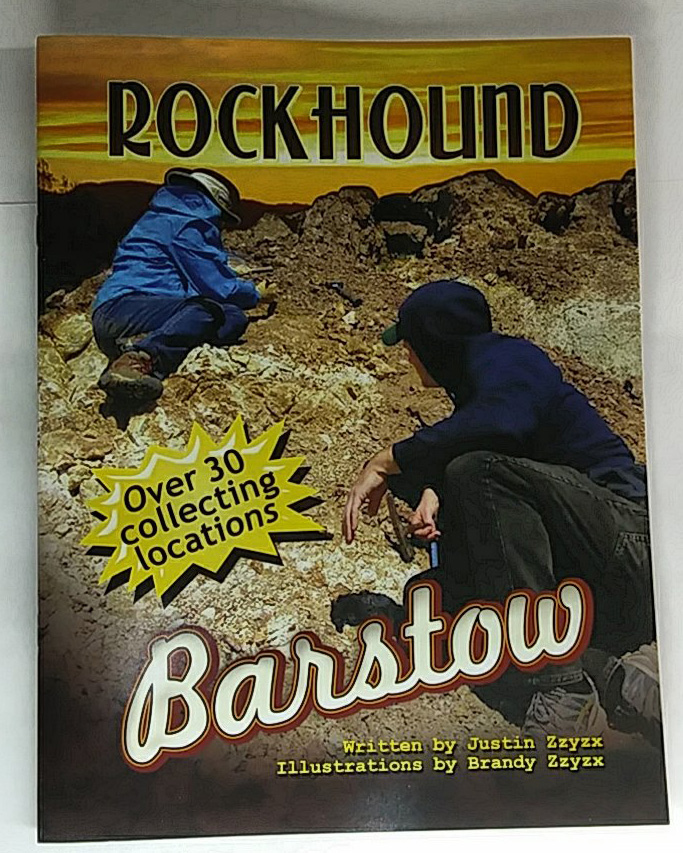 New Field Guide – Rockhound Barstow – Mining Supplies and Rock Shop